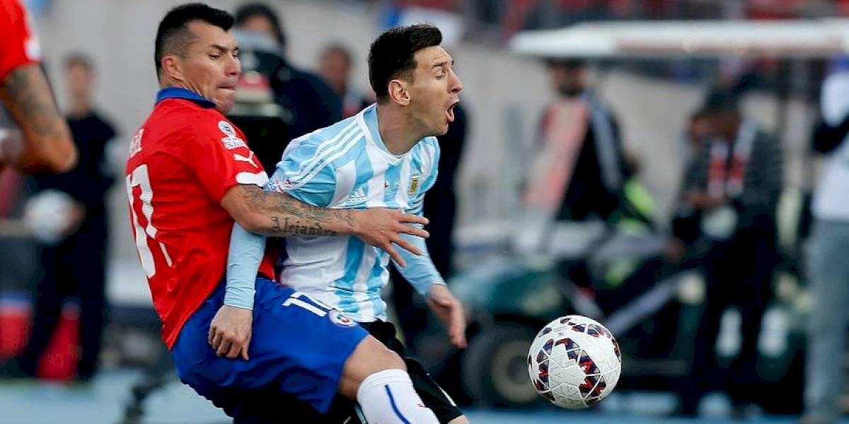 """En Argentina no pasó inadvertido el debut ante Chile en la Copa América 2020: """"Todavía resuenan los títulos de 2015 y 2016"""""""