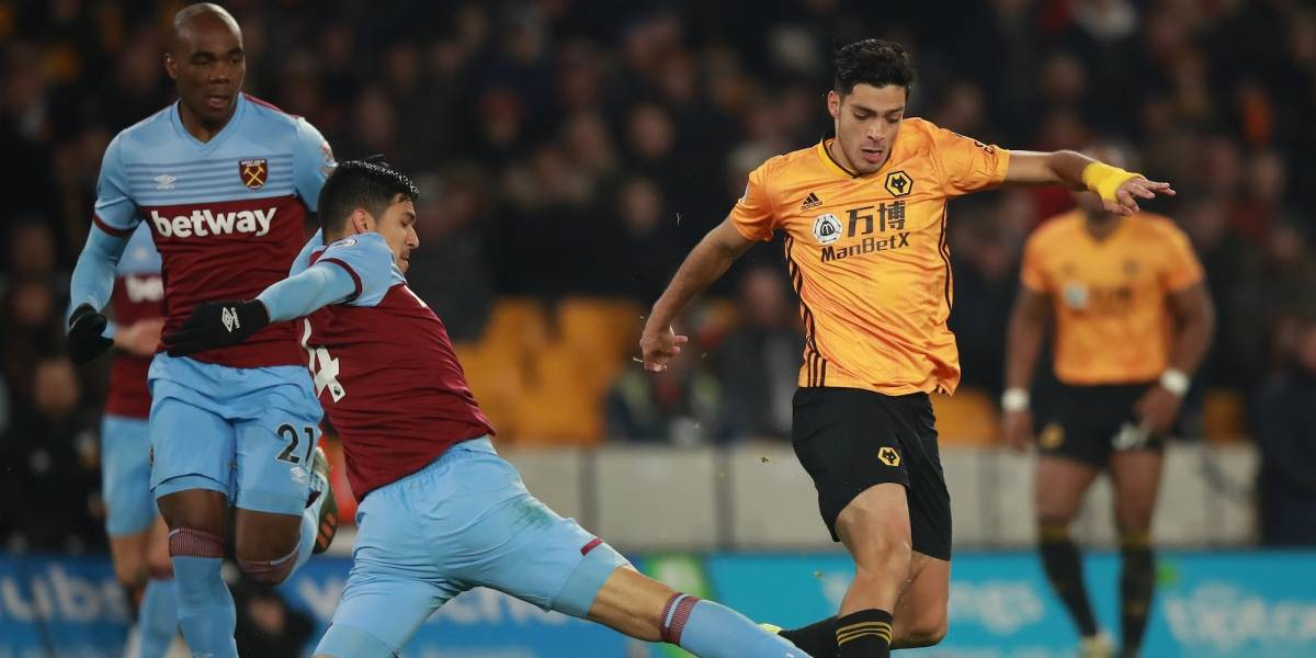 Jiménez y los Wolves siguen aullando en la Premier League
