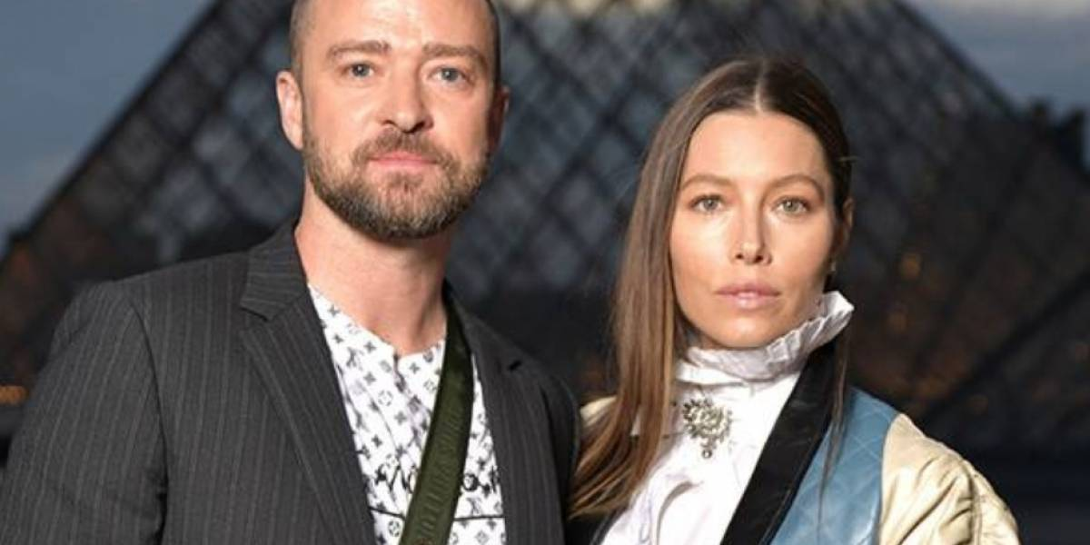 Justin Timberlake pide perdón a Jessica Biel por su