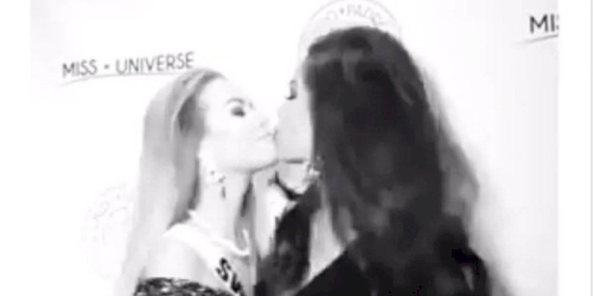 Momentos curiosos en la concentración de Miss Universo 2019