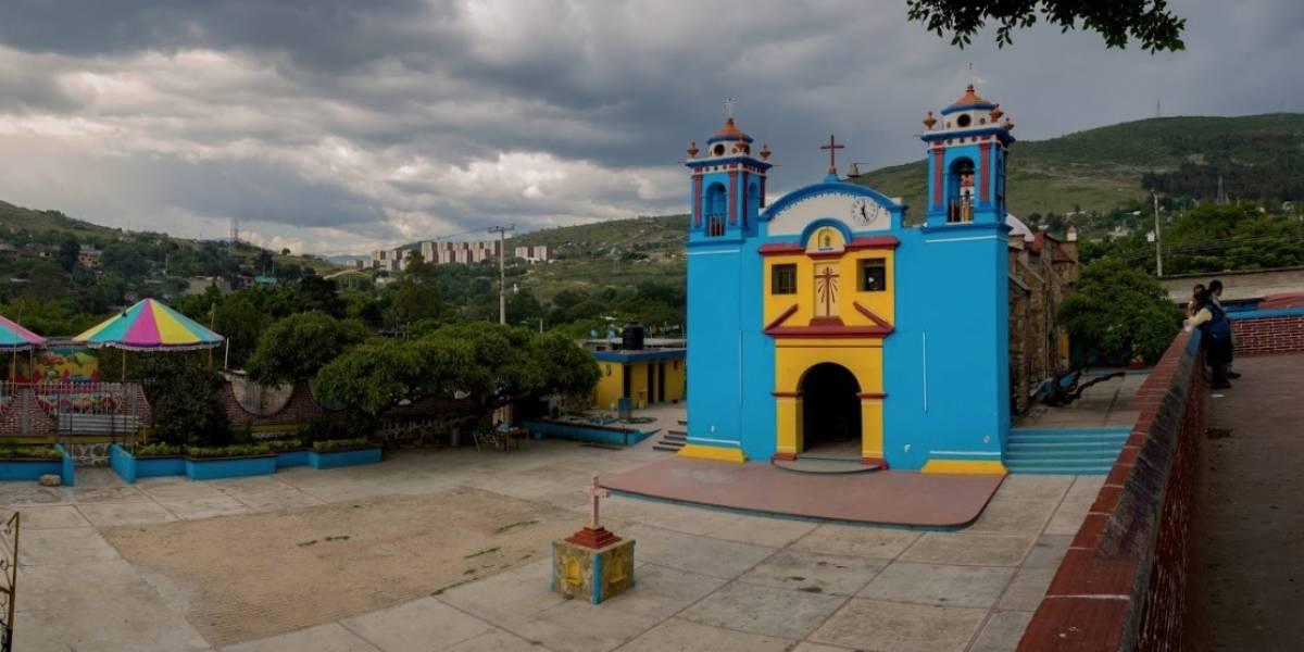 Rescatan a 110 personas de casa de culto en Oaxaca