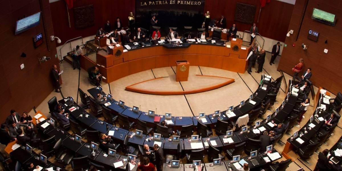 Senado recibe iniciativa para reformar sistema judicial