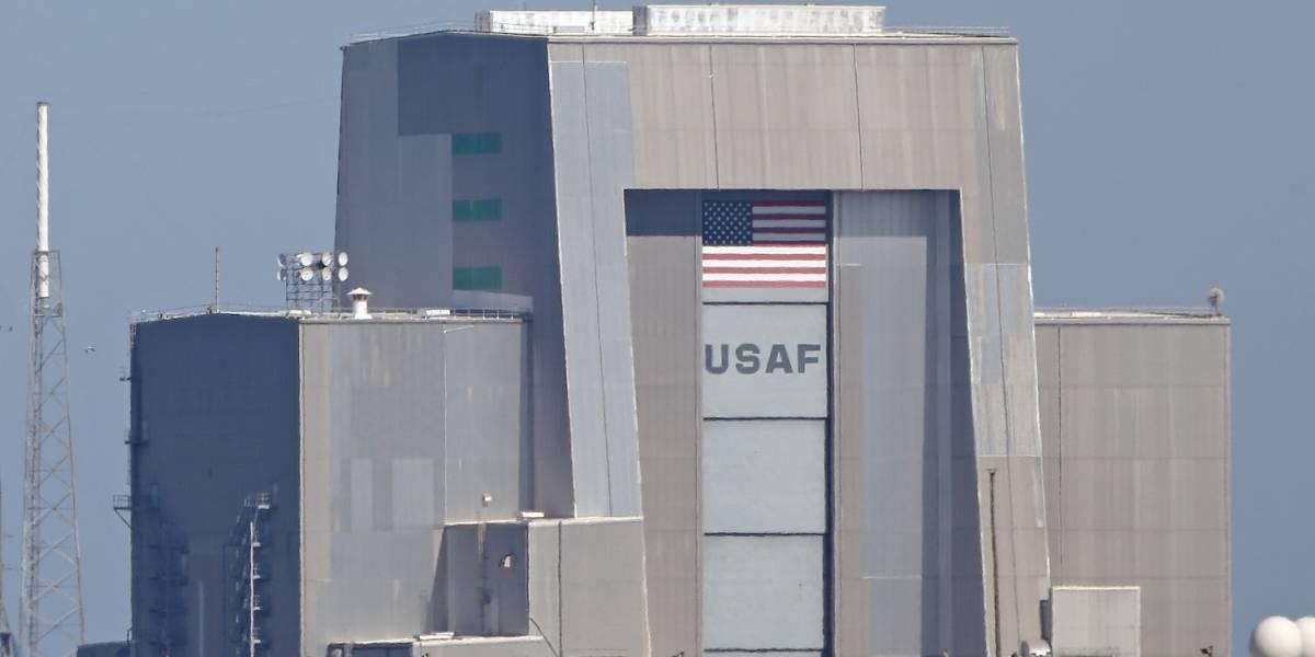 Por viento aplazan entrega de provisión a estación espacial