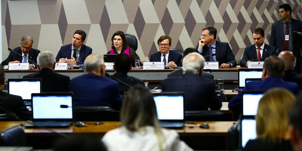 CCJ do Senado contraria acordo e pauta votação de segunda instância