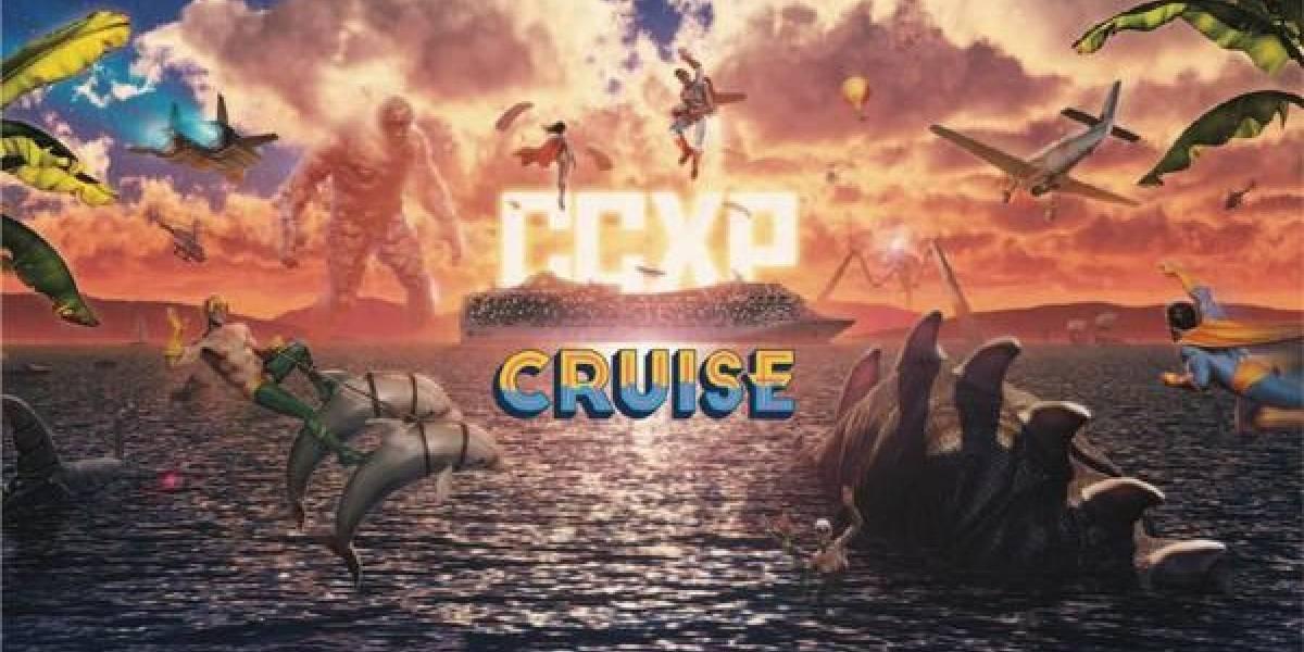 CCXP Cruise: Maior evento da cultura pop agora será em alto-mar
