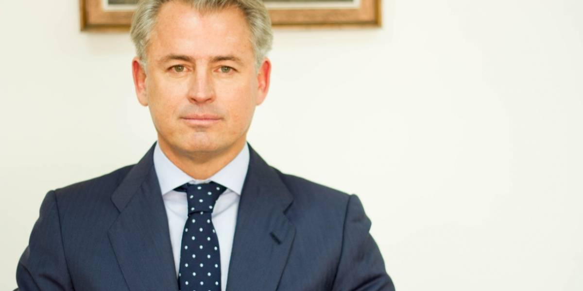 """Agustín Albán: """"Solo hace falta voluntad para modernizar la universidad ecuatoriana"""""""