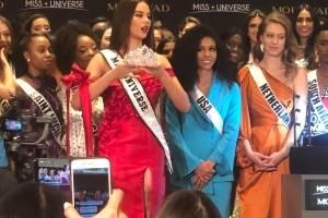 Corona del Miss Universo