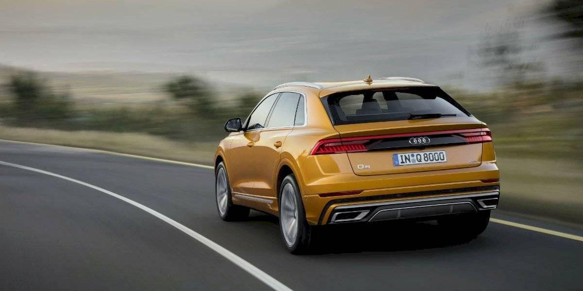 La octava dimensión llega con el Nuevo Audi Q8