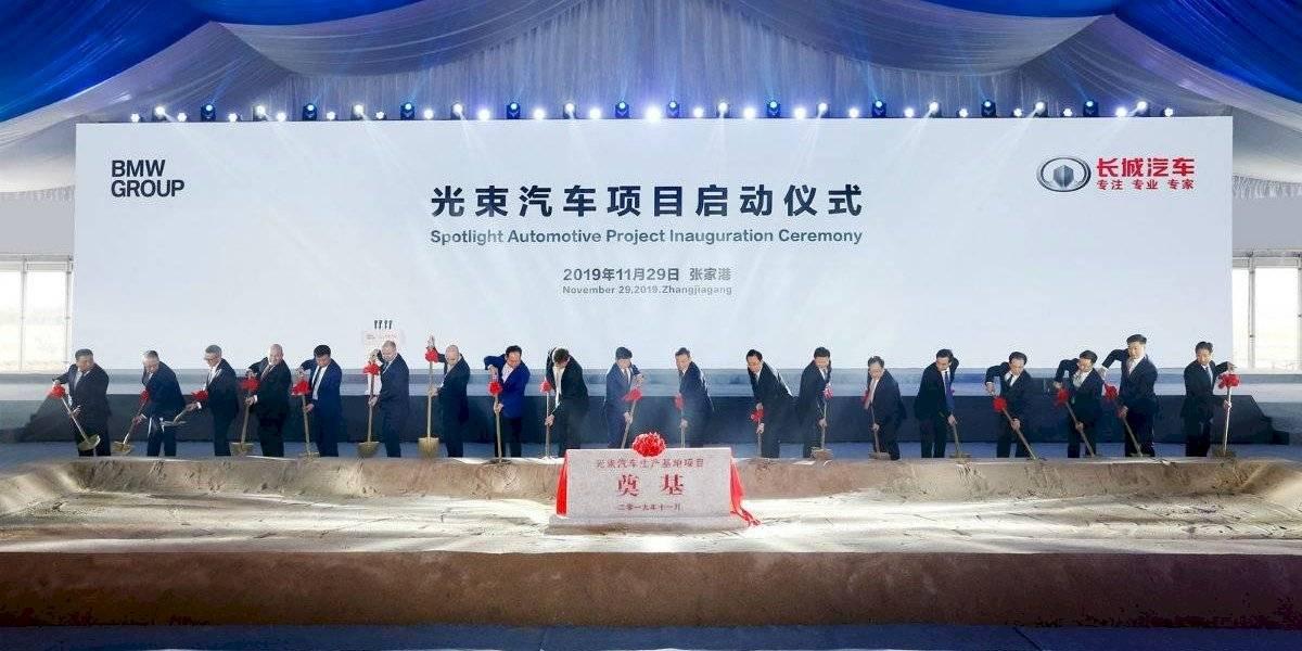 Great Wall y BMW firmaron nueva alianza para producir el Mini eléctrico en China