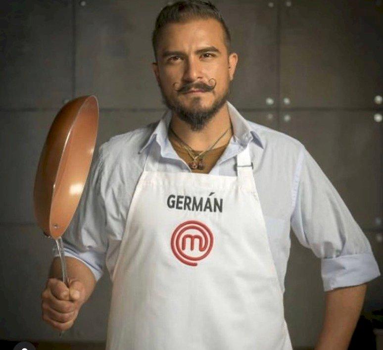Germán Vivanco, MasterChef Ecuador