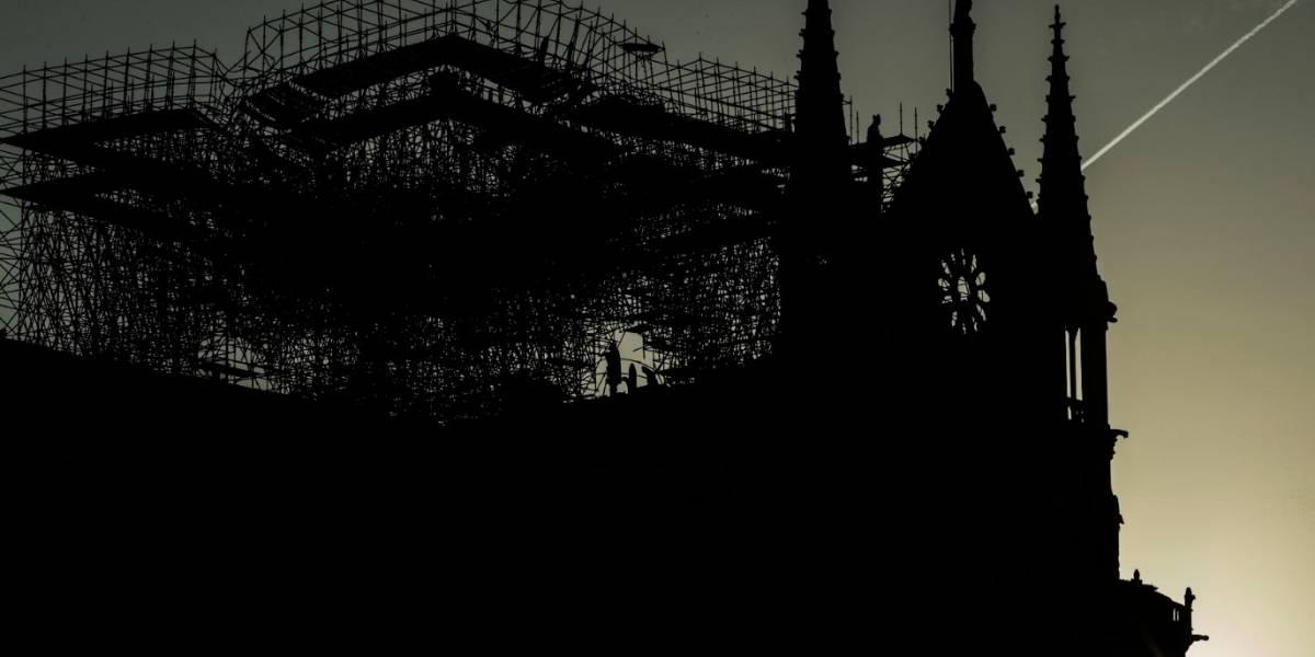 Son importantes los desafíos para la reconstrucción de Notre Dame