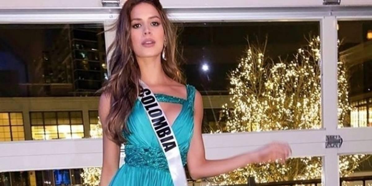 Gabriela Tafur, concursante de Colombia en Miss Universo 2019