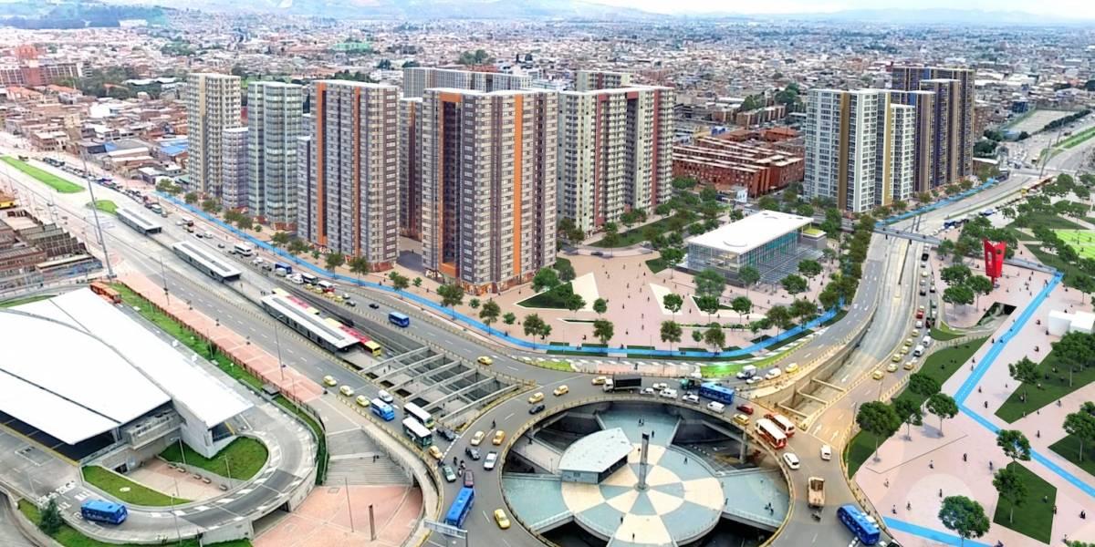 Con la construcción de 4000 viviendas, arranca la renovación del barrio San Bernardo