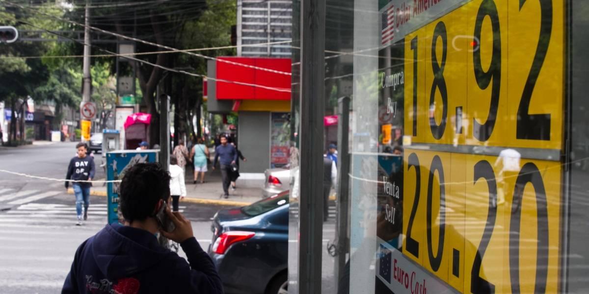 Peso mexicano se posiciona como la segunda moneda más fuerte de 2019