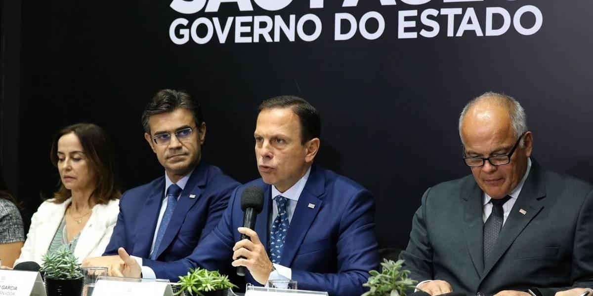 Doria sanciona criação de patrulha da PM para monitorar vítimas de violência doméstica