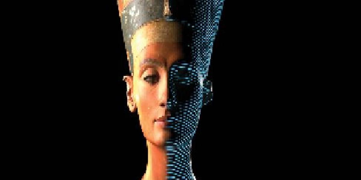 Nefertititi como nunca antes la habías visto