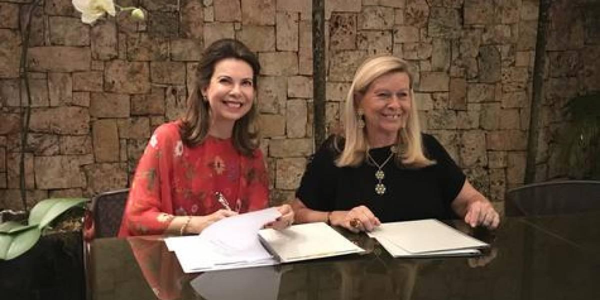 Fiesta Clásica y Ciudad Santa María firmaron un acuerdo para la enseñanza de música clásica en Santiago