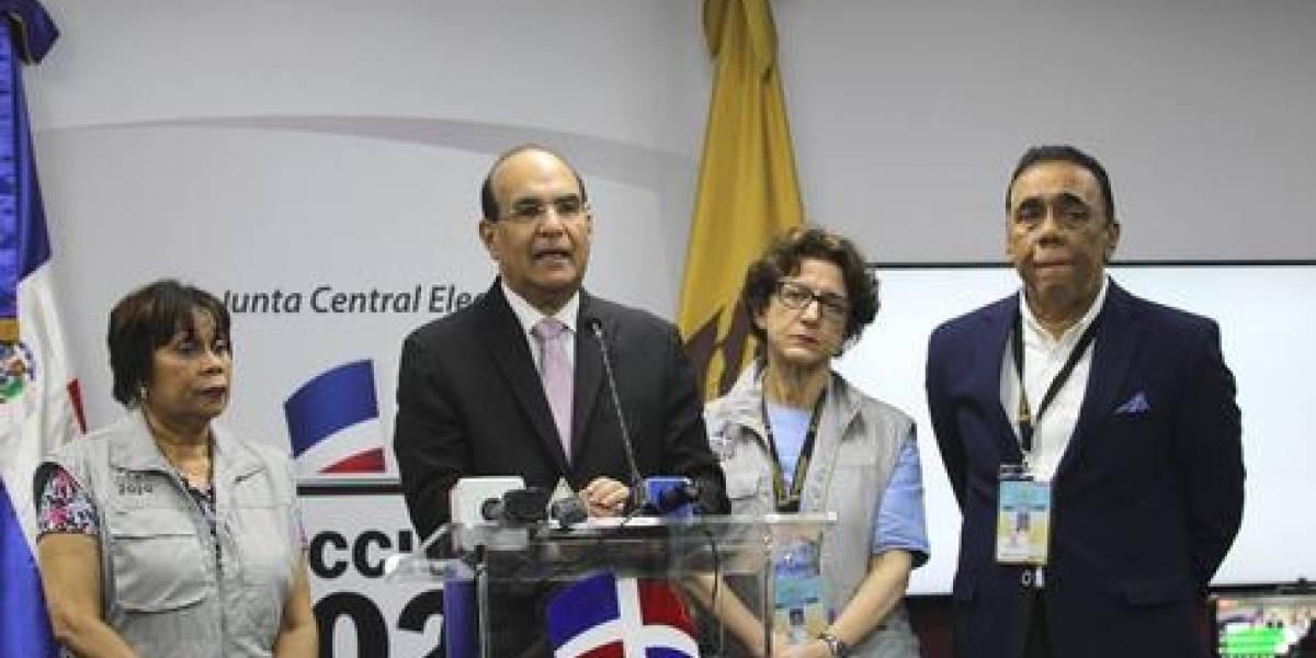 JCE dice ser incompetente para dilucidar recurso a Ley de Partidos ante el TC