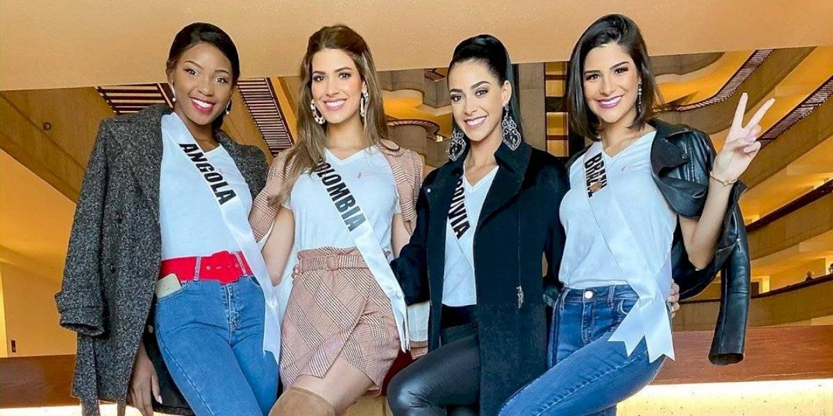 Estas são as 10 candidatas favoritas para ganhar o Miss Universo 2019