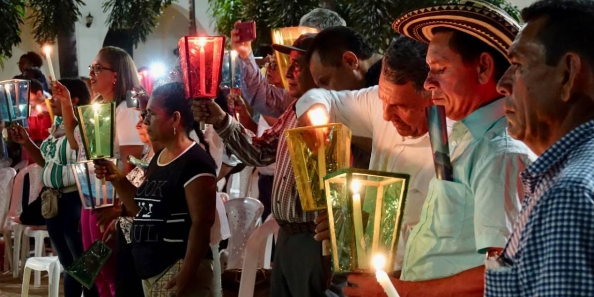 Exparas y exguerrilleros se unieron en diálogo en Festival de la Reconciliación en San Onofre, Sucre