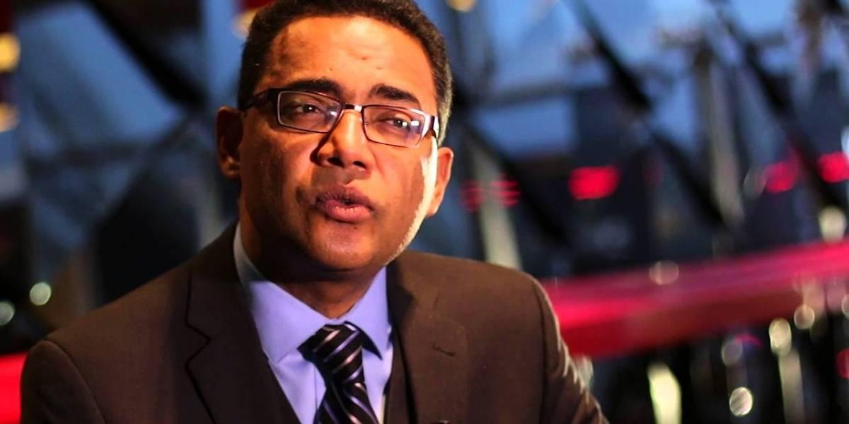 """Mohamed Madkour """"Se que en Chile la gente tiene esa ambición de ser los mejores en economía digital con el 5G"""""""