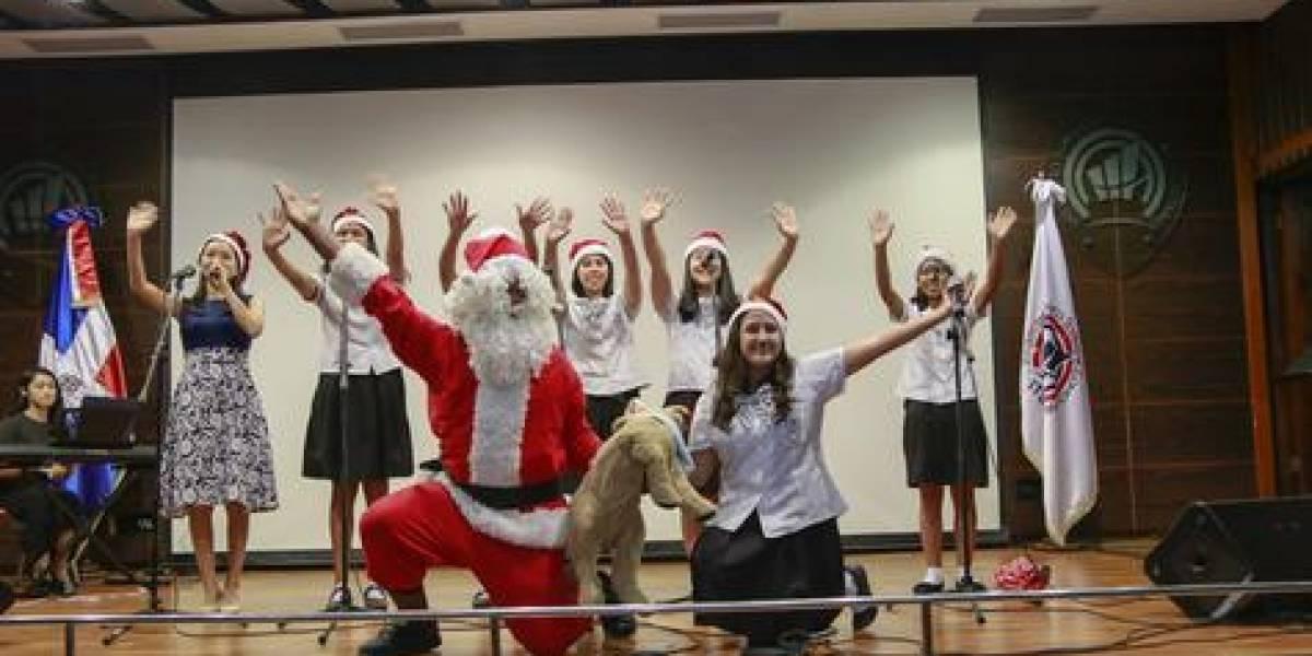 Instituto Técnico Superior Comunitario celebró concierto navideño
