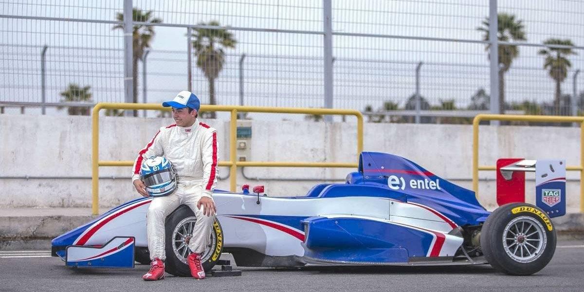 Nico Pino se suma a pretemporada 2020 con el team campeón de la F4 británica