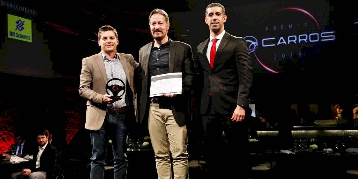 Nissan celebra el premio al Leaf como el Auto Eléctrico de Brasil