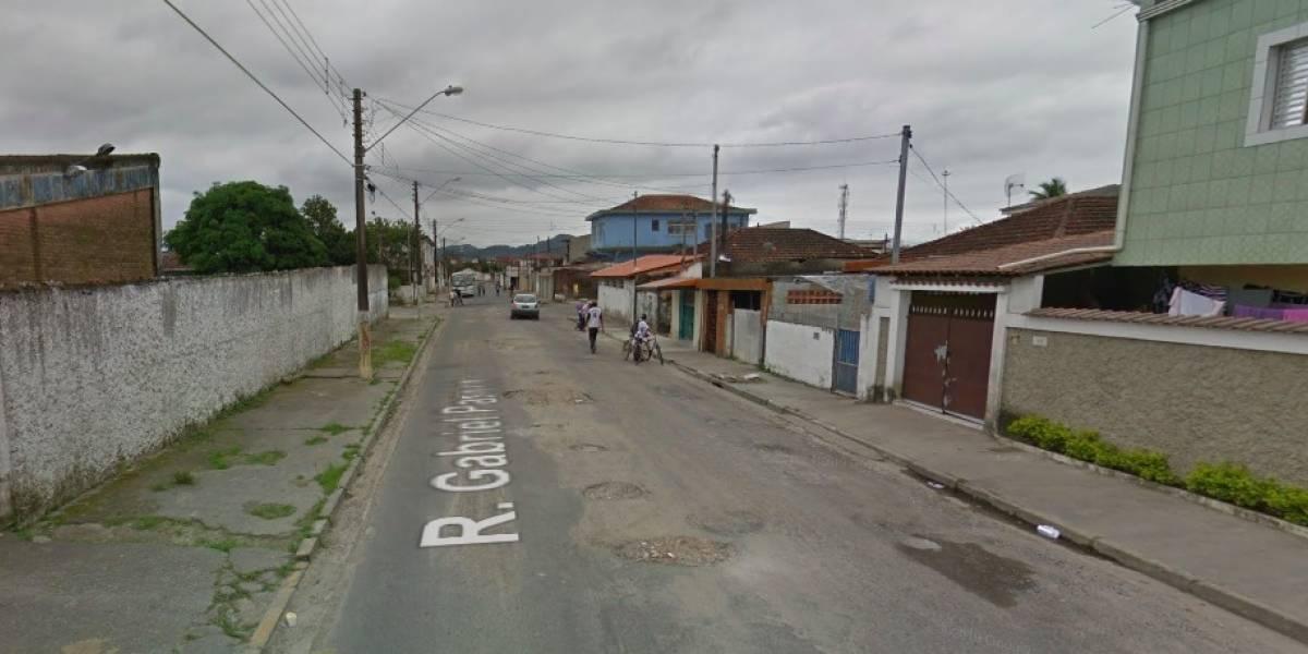 Homem atira contra companheira, ex-amante e se suicida em São Vicente