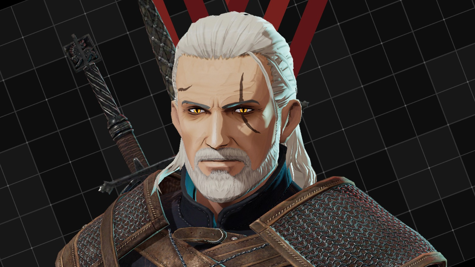 The Witcher daemon x machina