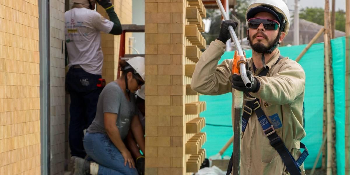 Solar Decathlon 2019: Estudiantes construyen las casas del futuro en Cali
