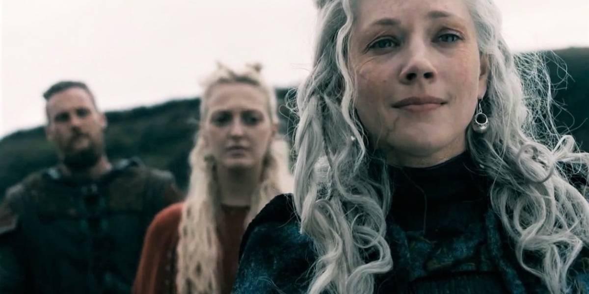 Vikings: 6ª temporada estreia hoje no Brasil
