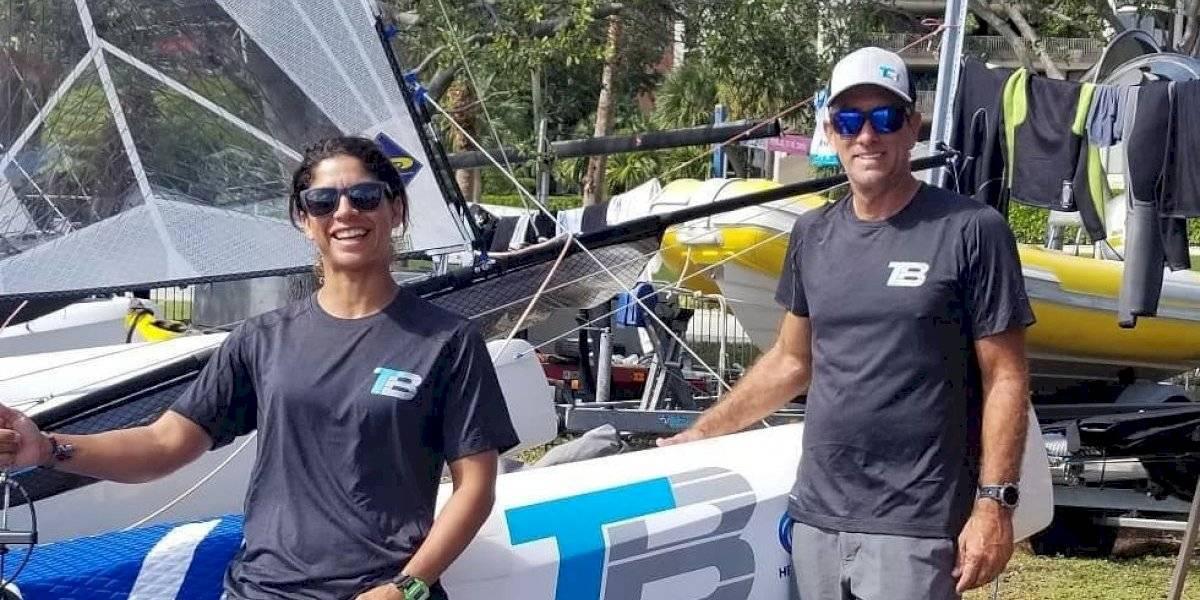 """Enrique """"Quique"""" Figueroa y Gretchen Ortiz representarán a la isla en Tokyo 2020"""
