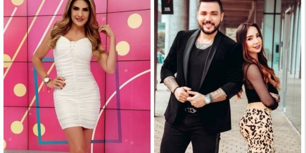¡Ana Karina Soto pilló a Jessi Uribe hablando de Paola Jara, lo grabó y lo subió a redes!