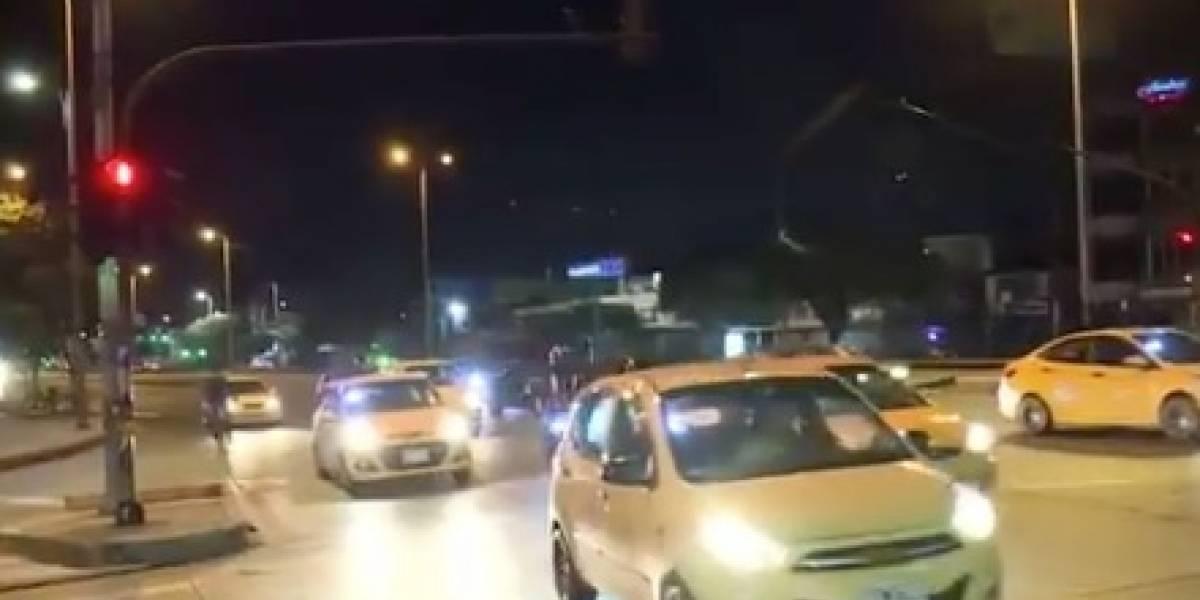 Taxista es asesinado por robarle el producido del día en Bogotá