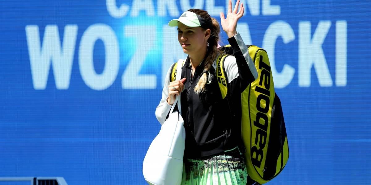 La tenista Caroline Wozniacki adelanta la fecha de su retiro