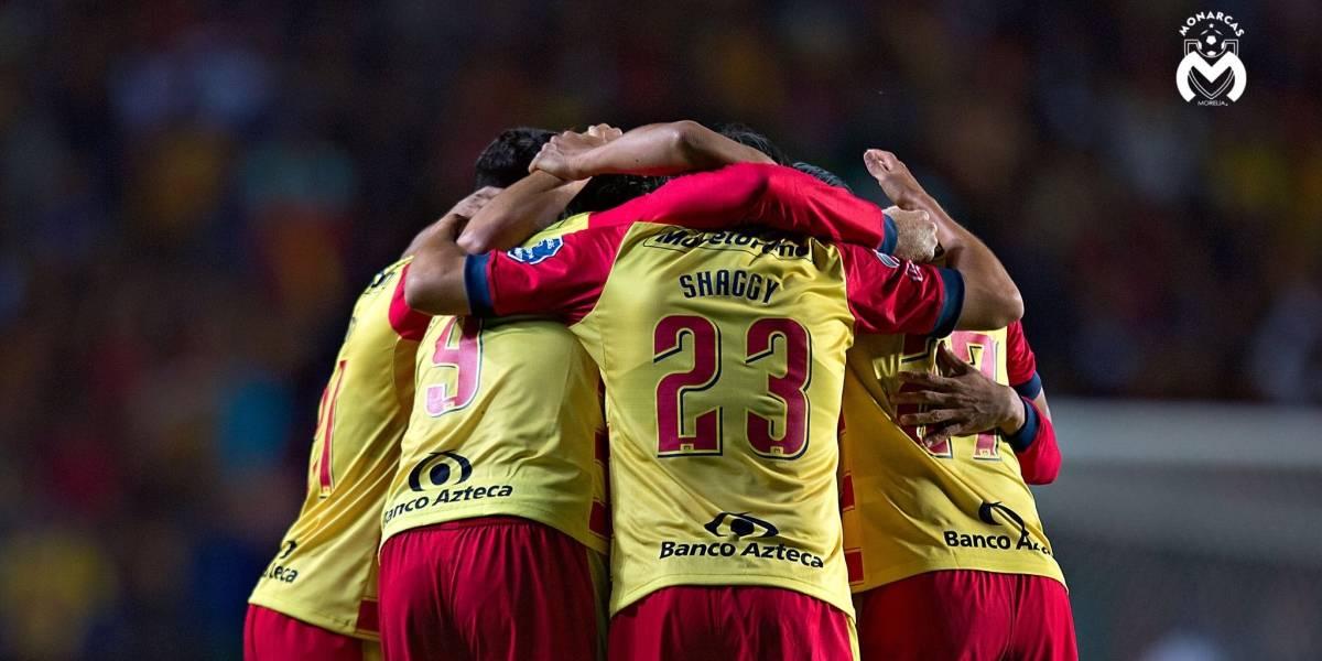 Monarcas Morelia le dio un duro golpe al América en las semifinales de la Liga MX