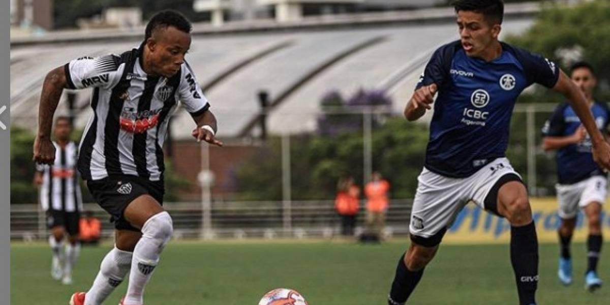 Copa RS de Futebol Sub-20: como assistir ao vivo online ao jogo Atlético Mineiro x Atlético Nacional