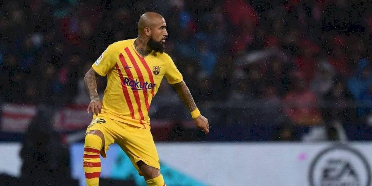 La prensa catalana nuevamente pone a Vidal en la órbita del Inter de Milan con un intercambio con Lautaro Martínez