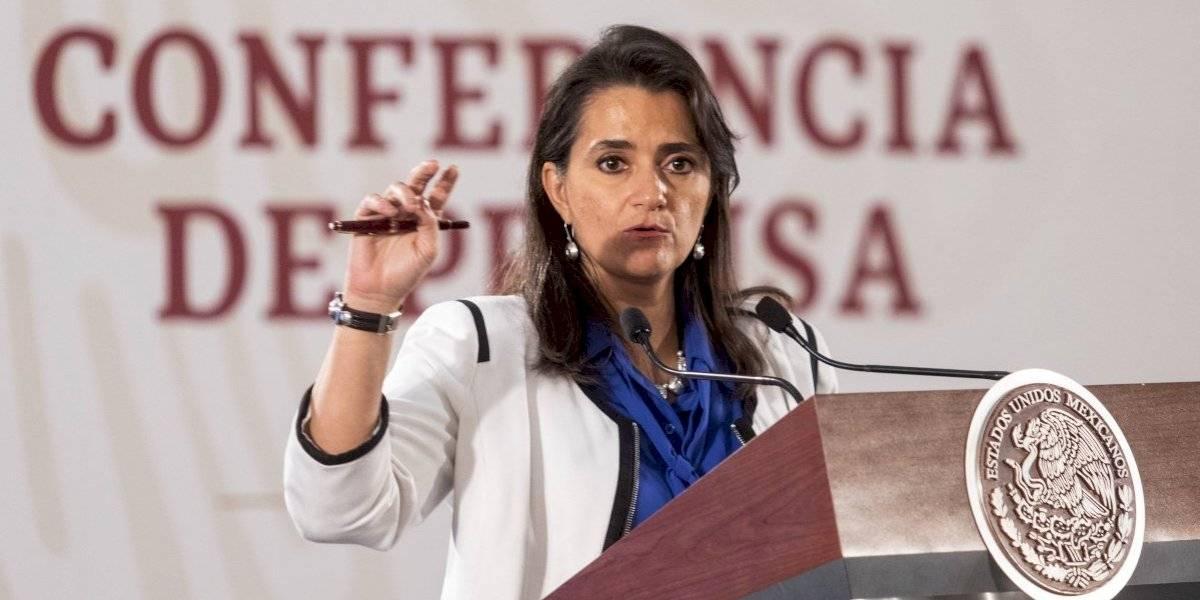 Celebra AMLO elección de Margarita Ríos-Farjat, nueva ministra de la SCJN