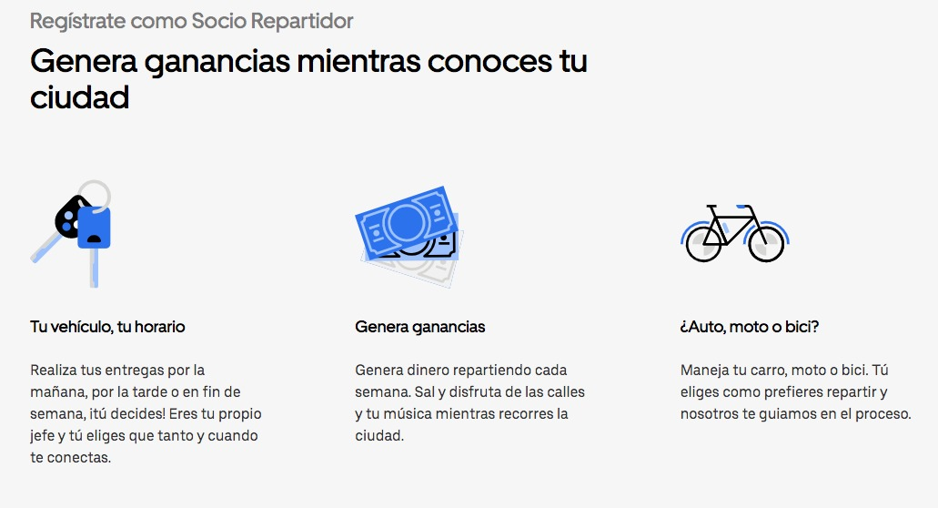 Uber Eats México