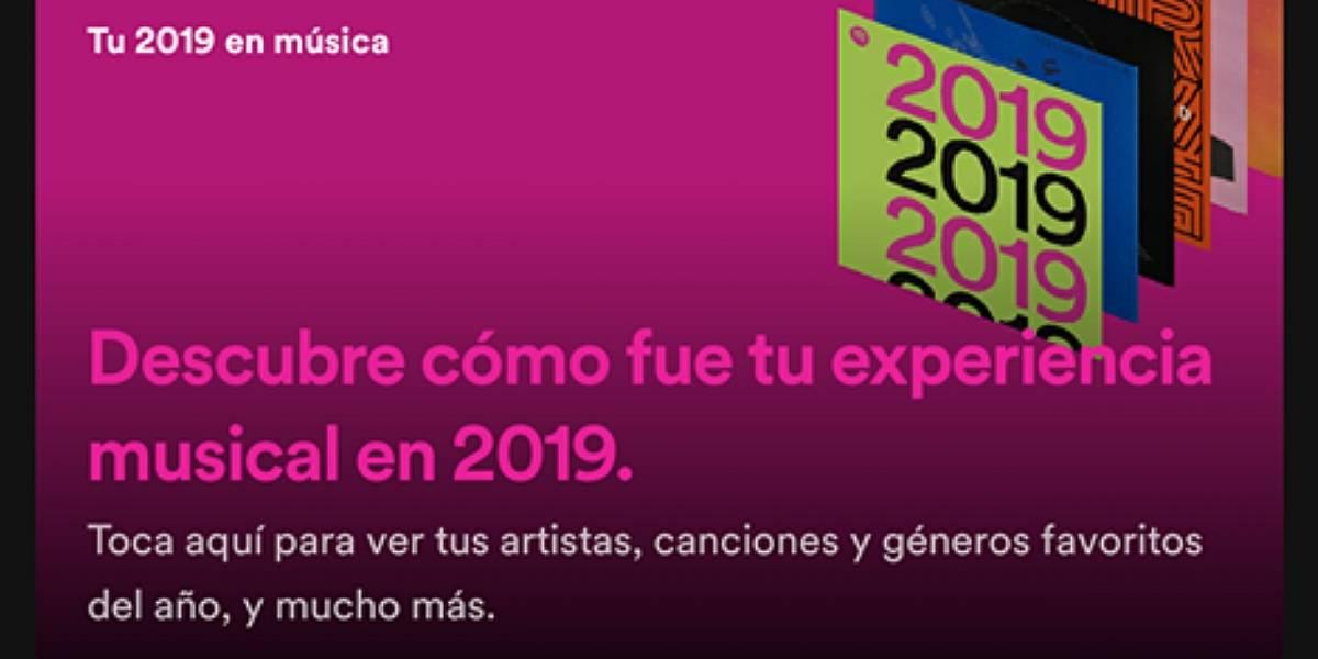 Cómo ver en Spotify lo que más he escuchado en México