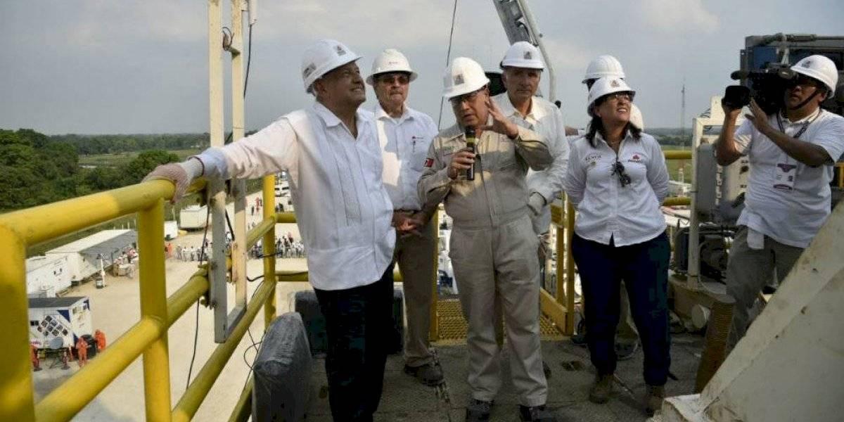 Descubren yacimiento de petróleo con reservas por 700 millones de barriles