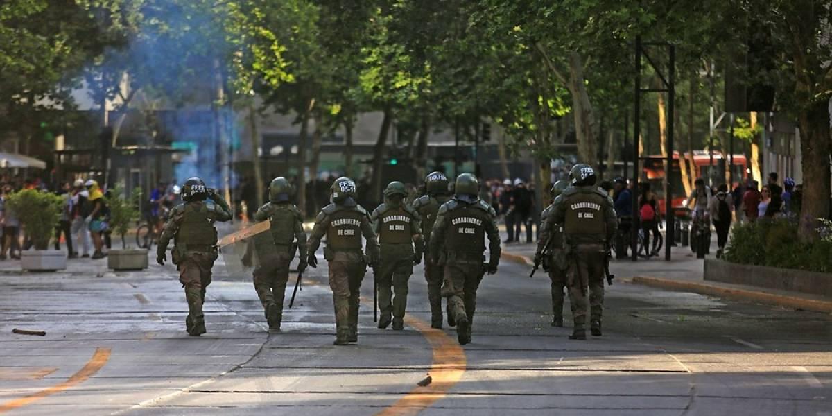 Balance tras nuevo día de manifestaciones: aumentaron los eventos graves y detenidos