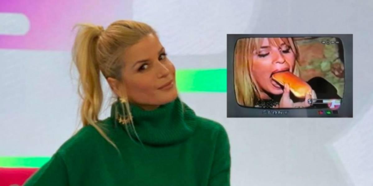 """""""Qué boquita"""", le dicen a Mary Méndez por gracioso video de su pasado"""