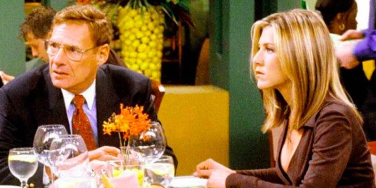 Murió Ron Leibman, papá de Rachel en la serie 'Friends'