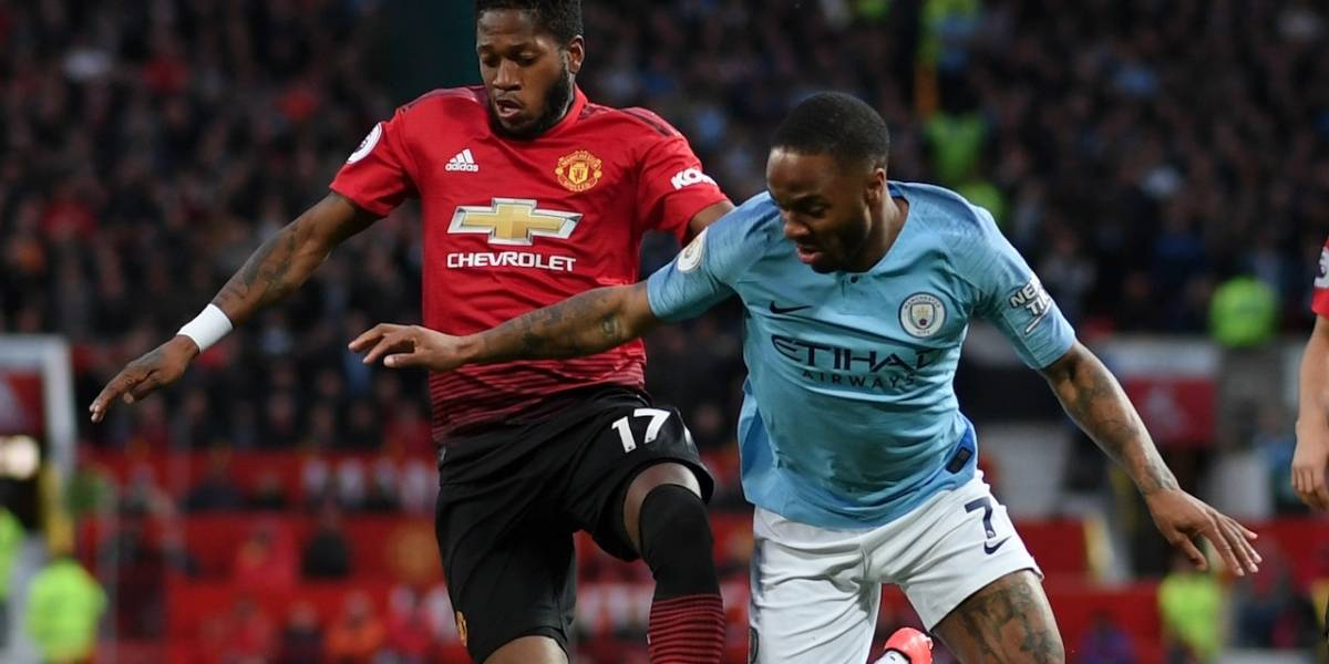 El clásico de Londres quedó a favor del Manchester United