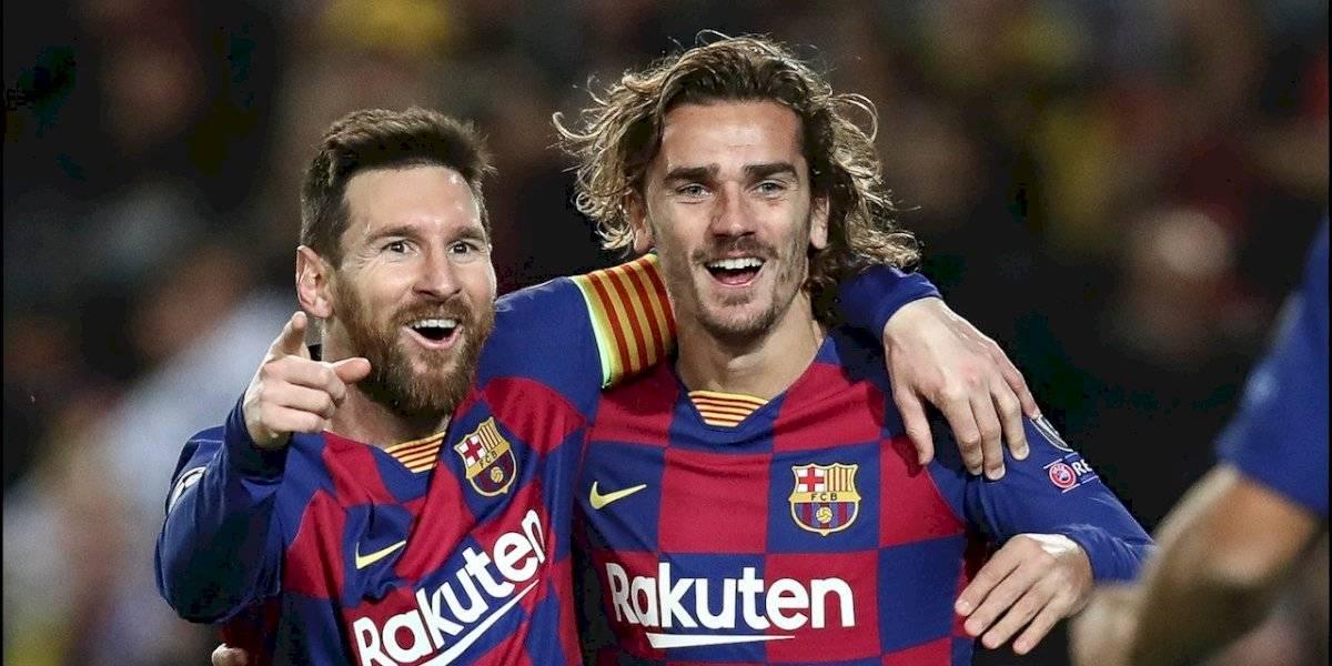 Barcelona vs. Atlético de Madrid: Messi causa locura en Arabia