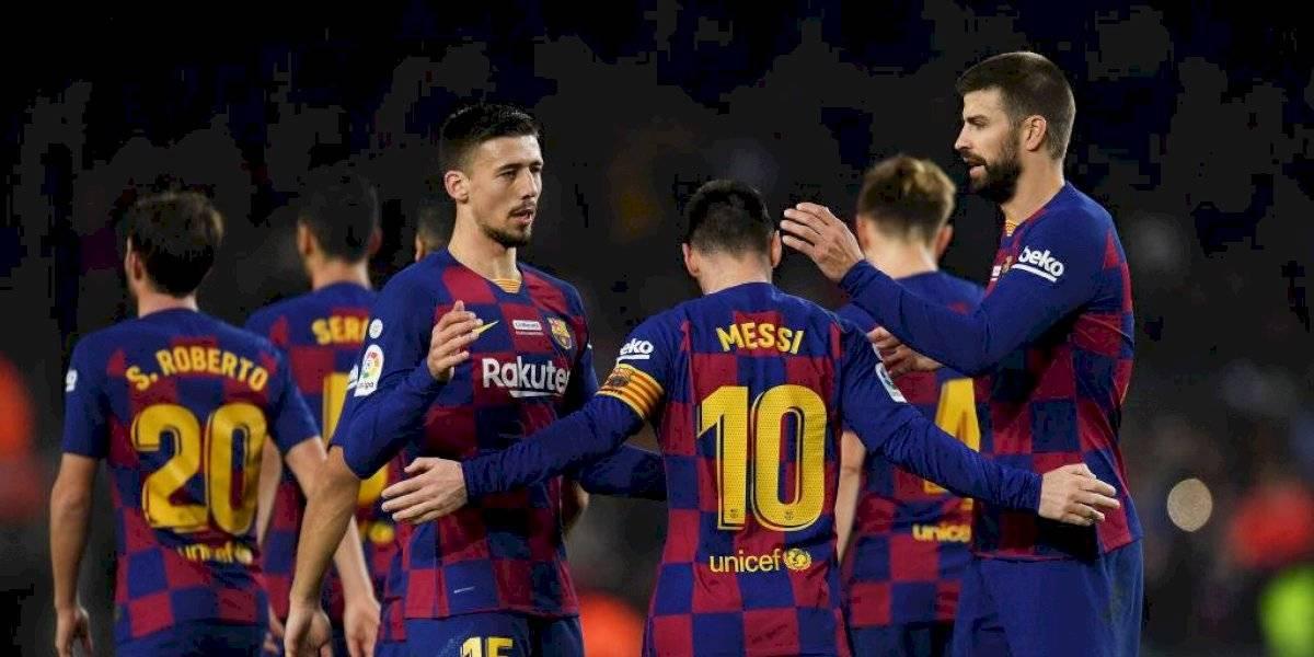 Vidal entró en el complemento de la goleada del Barcelona ante el Mallorca en el Camp Nou