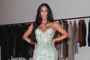"""Así lucía Kim Kardashian antes de las cirugías y """"al natural"""""""